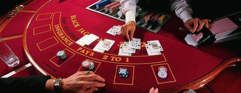 Fundamental Components Caribbean Stud Poker