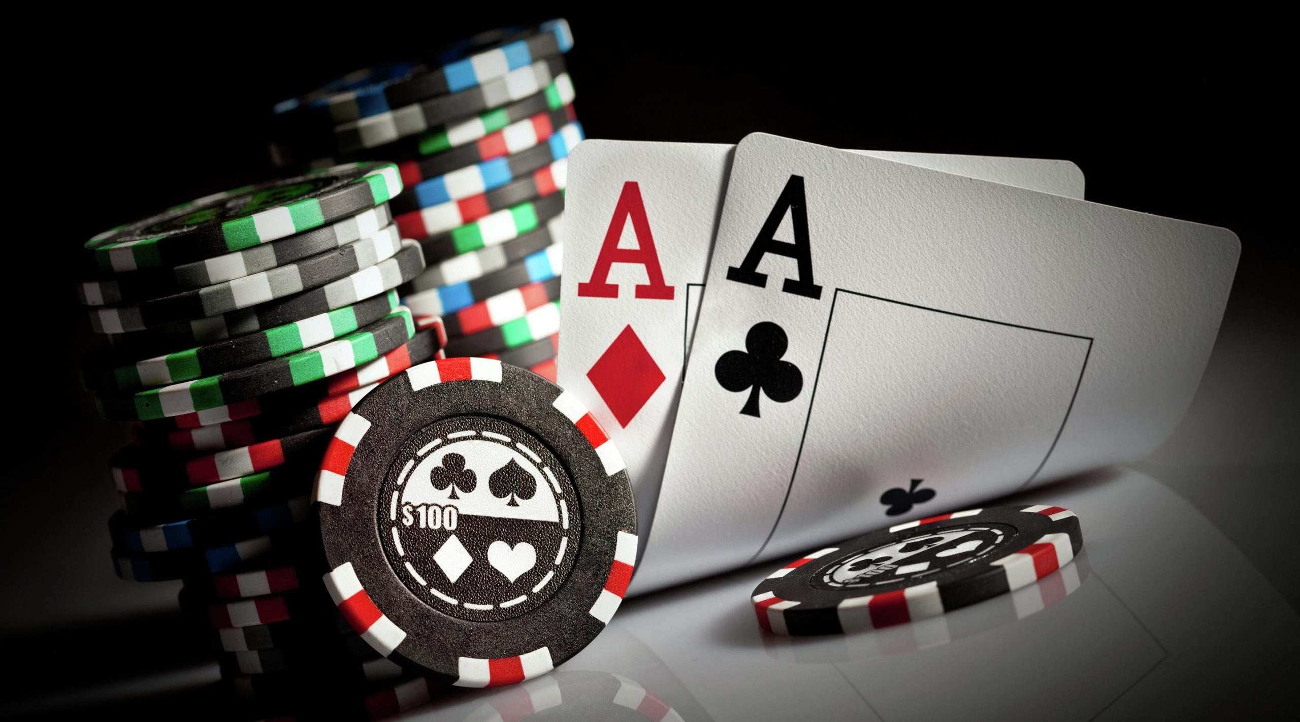 qr coded betting chips roulette
