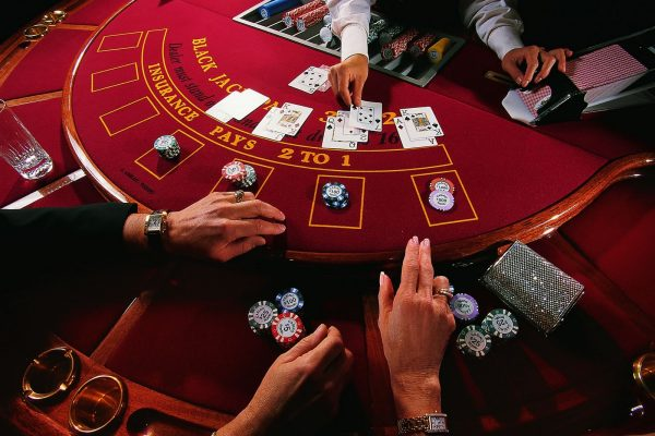 casino gambling instruction